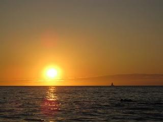 Spacious Two Bedroom, Two Bath Ocean and Golf Course View Villa - Kailua-Kona vacation rentals