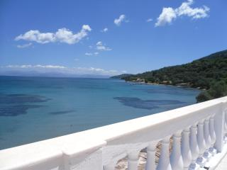 Galini beach penthouse - Corfu vacation rentals