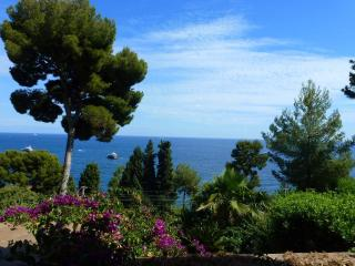Eze Villa with Sea View, Pool, Garden, Parking, Close to Monaco - Eze vacation rentals