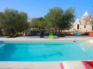 Trullo with private swimming pool in Ostuni - Ostuni vacation rentals