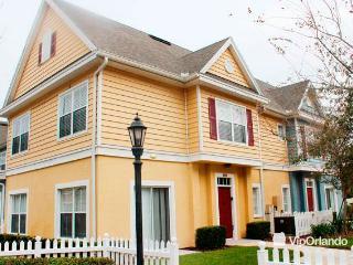 Comfortable and Safe VIPORLANDO 4 be Villa at Seven Dwarfs Yellowgold 4mw01 - Kissimmee vacation rentals