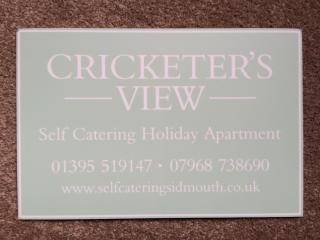 Cricketers View 4star Self Catering Accommodation - Sidmouth vacation rentals