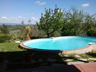 1 bedroom Chalet with Deck in Montespertoli - Montespertoli vacation rentals