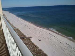 Gulf Front Condo on Beatutiful Gulf of Mexico - Perdido Key vacation rentals