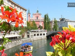 Nana's River Studio - Ljubljana vacation rentals