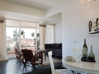 The Gran Via Penthouse apartment - Barcelona vacation rentals