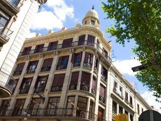 On the Ramblas 3 Studio Apartment - Barcelona vacation rentals
