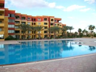Spasious sea and pool view studio in  the elite compound - Red Sea and Sinai vacation rentals