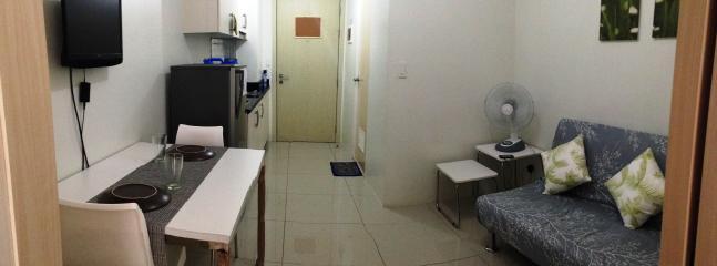 Makati 1 bedroom condo for short term rental - Taft vacation rentals