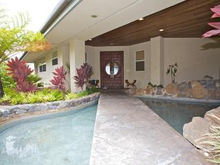 Tropical & Luxury Oceanview Ohana - Haiku vacation rentals