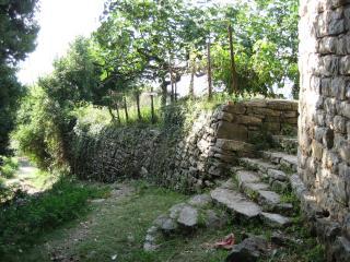 Romantic stone house & garden - stunning sea views - Baosici vacation rentals