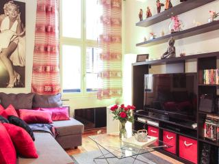 Wonderfully located 2 bedroom apartment in Nice Ol - Nice vacation rentals