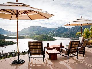 Stunning dog-friendly villa w/lake views, private hot tub & pool and game room! - Escondido vacation rentals