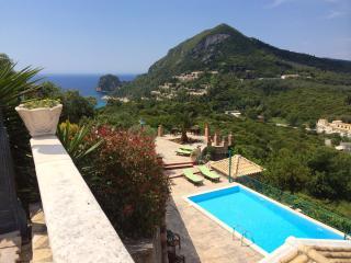 Romantic 1 bedroom Ermones Villa with Internet Access - Ermones vacation rentals