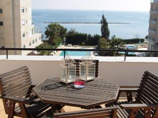 2b Elegant Seaview - Miramare beach - Germasogeia vacation rentals