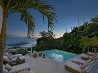 4 Bedroom Villa with Private Pool on St. Thomas - Charlotte Amalie vacation rentals