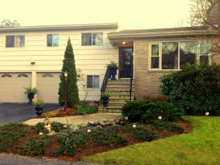 Charming & Affordable 1 BR Garden Level Efficiency - Needham vacation rentals