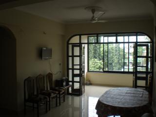 3 bedroom Condo with A/C in Dabolim - Dabolim vacation rentals