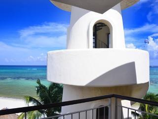 Honeymoon Penthouse, One Bedroom Oceanfront Condo - Playa del Carmen vacation rentals