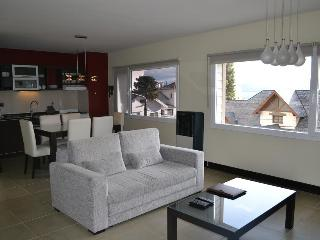 Luxury apartment with lake view in the city center