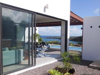 Caribbean Modern Ocean Front Villa - Crochu vacation rentals