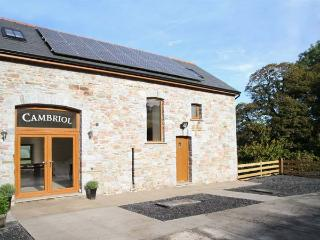 CAMBRIOL, barn conversion, character features, en-suites, on working farm, near Carmarthen, Ref 916555 - Llansadwrn vacation rentals