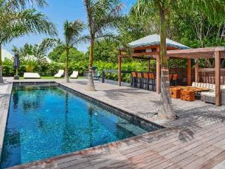 Luxury hillside villa Makasi with heated pool, terrace & daily maid only 5 min to the beach - Saint Barthelemy vacation rentals