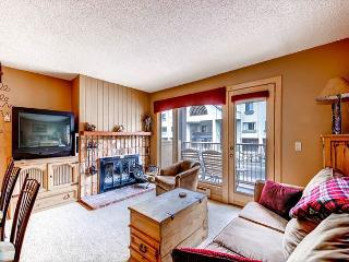 Der Steiermark 105 Ski-in/Ski-out Condo Downtown Breckenridge Lodging - Breckenridge vacation rentals