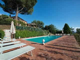 Beautiful 5 bedroom Lucignano Villa with Internet Access - Lucignano vacation rentals