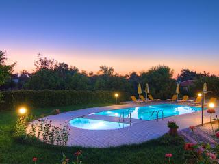 Villa Joanna - Large Pool & 3 km from the Beach - Prinos vacation rentals
