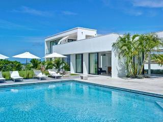 This 4 bed house represents a level of style, elegance and design rarely available in Barbados. Views of the ocean from the large pool - Lower Carlton Beach vacation rentals