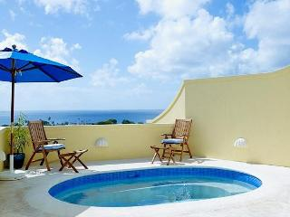 Barbados 249 is an end of row townhouse that comes complete with an open plan living area, equipped kitchen and sea view terraces - Lower Carlton vacation rentals