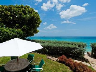 Classic, beachfront bliss, 4 bedroom villa with stunning sunsets - Saint Lucy vacation rentals
