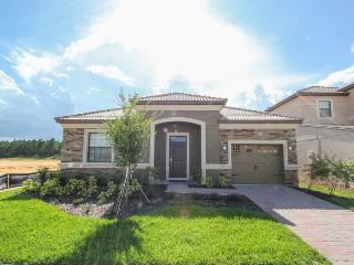 4 bedroom - BRAND NEW - Championsgate villa - 6 miles from Disney - Private pool & Games room - Loughman vacation rentals