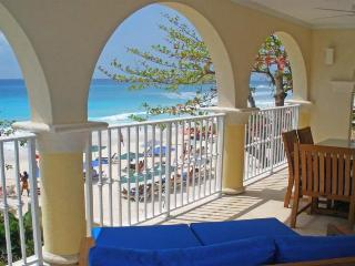 Classic 3 bedroom beachfront apartment, within walking distance to many restaurants and nightlife nearby - Saint Lawrence Gap vacation rentals