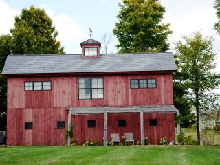 The Barn at Four Tooth Farm - Manchester vacation rentals