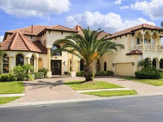 Orlando's Finest 8 bed mansion - Cinema - Gym - Games room - Infinity pool with lake views - Central Florida vacation rentals