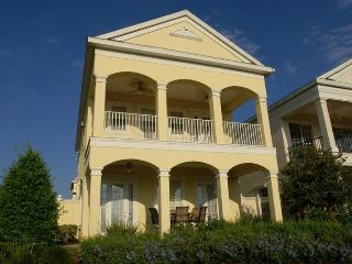 Beautifully styled 4 bedroom Reunion Resort home with private pool and spa golf course views - Loughman vacation rentals