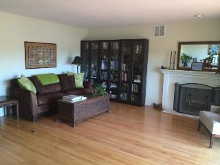Beautiful 2 Story Home at the Base of Mt. Tam. - Kentfield vacation rentals
