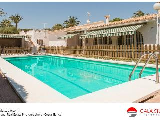 Stylish Villa with Pool, Bodega and Private Pool - Campello vacation rentals