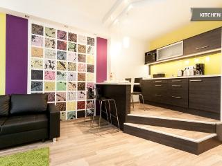 CenterStudio with BALCONY in the downtown - Budapest vacation rentals