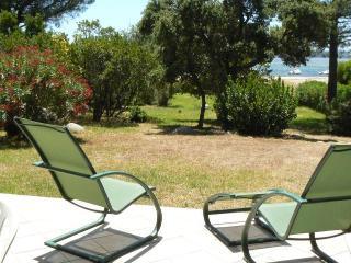 Villa Surleau bord de mer Corse Sud baie Pinarello - Pietrosella vacation rentals