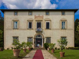 Charming Villa with A/C and DVD Player - Lucca vacation rentals