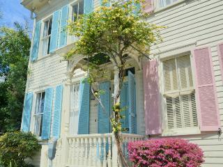 Rainbow Row on Washington Square - Savannah vacation rentals
