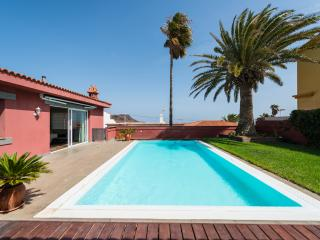 LUXURY VILLA WITH HEATED PRIVATE POOL - Telde vacation rentals