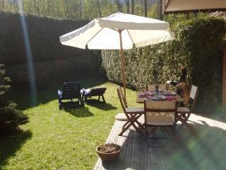 Les Capucines,private  garden with Mont Blanc wiew - Chamonix vacation rentals