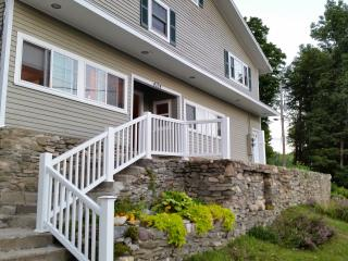Slope side ski in ski out at Bromley - Manchester vacation rentals
