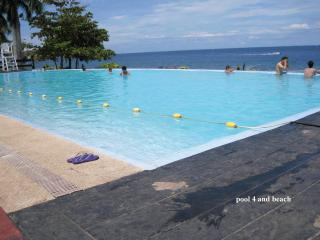 new Lux. 2BR condo- Access to Beach+4 pools‏ - Visayas vacation rentals
