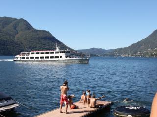 PRIVATE BEACH  - SWIMMING - LIDO - Villa Felicita - Como vacation rentals