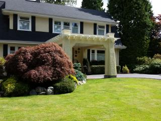 AWARD-WINNING LUXURY HERITAGE RESIDENCE - Vancouver vacation rentals